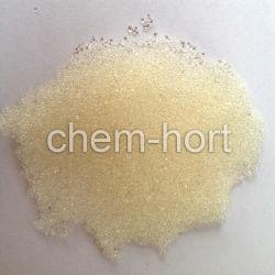 Poli (St-DVB) Com base tipo gel forte base de resina de permuta aniónica para alimentos, 201*4 Tipo