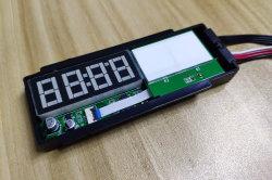 12V дважды коснитесь точки LED наружного зеркала заднего вида нажмите переключатель датчика с течением времени и температуры для наружного зеркала заднего вида в ванной комнате или в шкаф (регулятора яркости освещения приборов, CCT)