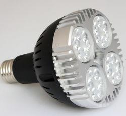 20W zwarte LEIDENE van Osram PAR30 van de Huisvesting E27 Lamp