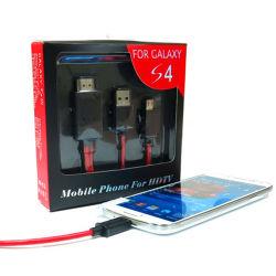 Câble HDMI Mhl Micro USB 11 broches à 5 broches USB Type A L'adaptateur pour Samsung Galaxy S3 S4