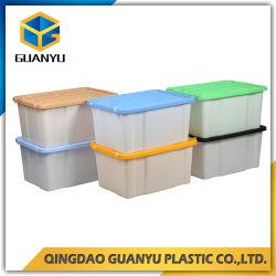 Armazenamento de roupas de plástico e organizar os recipientes com Cor do cliente