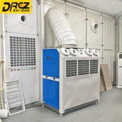 Drez 10 tonne AC tente de mariage de refroidissement central Climatiseur portatif