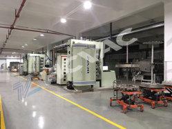 Chrom-Schwarz-Farben-Beschichtung-Maschine des Hahn-PVD