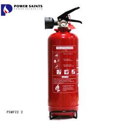 Fabricante de China En3 Med CE BSI Kitemark aprobado equipo contra incendios 2L de espuma verde extintor de incendios Portable
