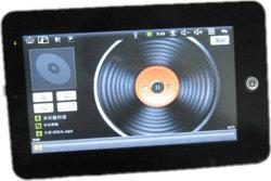 7 polegadas tela sensível ao toque resistiva TFT SO Android Tablet PC