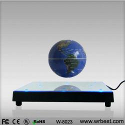 2013 Venta caliente hermosa magnético giratorio Levitating decorativos globos mundo