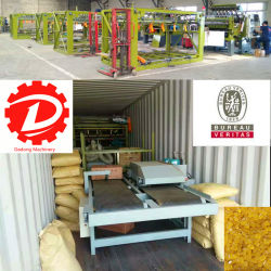 Vollautomatischer Kernfurnier Builder Holzbearbeitung, Maschinen Zur Herstellung Von Sperrholz