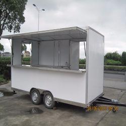 Imbiss-Geräten-bewegliche Karren-Nahrung für Verkaufs-/Mobile-Nahrungsmittelkarre mit gefrorener Joghurt-Maschinen-/Edelstahl-Eiscreme-Karren-Shanghai-Fabrik-Cer ISOSGS