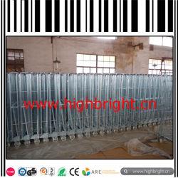 La Chine Nestable panier de rouleau de supermarchés en usine