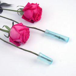 Flores frescas do tubo de alimentação para manter fresco do tubo de água da cultura Yanglan de plástico de PVC arranjo floral suprimentos de oficina