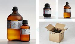 Acido acetico del reagente chimico con il CAS 64-19-7