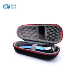 Saco de acessórios à prova de viagens EVA barbeador elétrico caso, lâmina de barbear eléctrica de alta qualidade caso personalizada