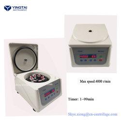 Bovenkant de met lage snelheid van de Lijst centrifugeert Machine voor Prp/Beauty