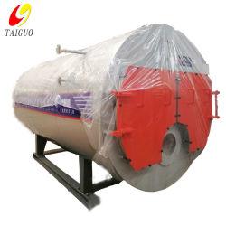 Precio competitivo de tubo de incendios industriales de vapor de caldera de motor el aceite usado