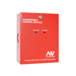 L'alarme incendie adressables du module System Control