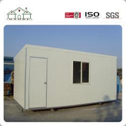 Vorgefertigtes, aus weißem Stahl Gefertigtes, modulares Sandwich-Containerhaus zum Verkauf