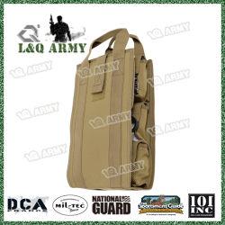 مجموعة أدوات الإدخال العسكري حقيبة طبية مع نافذة PVC واضحة