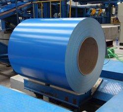 Film PVC couleur PPGI PPGL recouvert de feuille de fer en acier/bobine en acier galvanisé prélaqué