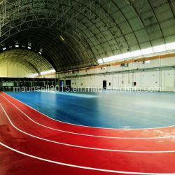 Rouleau en vinyle PVC Futsal bon marché et le soccer Sports-de-chaussée