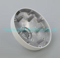 L'OEM di alluminio la macchina fotografica della pressofusione e riflette le coperture per sorveglianza di sicurezza le parti della pressofusione