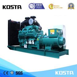 375kVA moteur Cummins à démarrage électrique générateur diesel de puissance de type ouvert