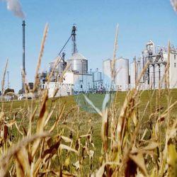 エタノールの生産工場、生物燃料のエタノールの生産ライン、薬剤飲料アルコール、医学食用