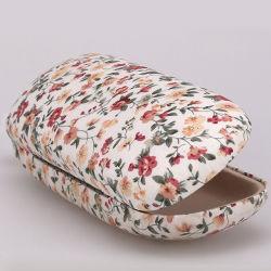 新しい花の接眼レンズの光景のガラス容器及び袋のサングラスの堅い箱ボックス女性のブランドデザイナーEyewearの保護装置ボックス
