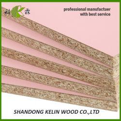 Diante de melamina borda de PVC folheado de madeira aglomerada laminado para mobiliário tais como portas do armário de madeira Kelin Shandong Co Ltd