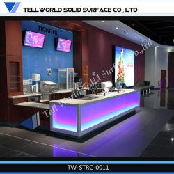 Lumière LED acrylique Pub Bar bar Le Mobilier pour la vente de table