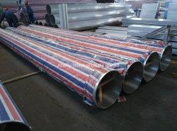 Geëxtrudeerd aluminium leidingwerk met een buitendiameter van 600 mm voor HV- en EHV-gas Geïsoleerde schakelapparatuur