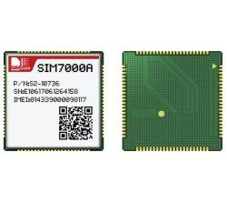 De Module SMT/Lcc van de Module SIM7000A van Lte kat-M1 (eMTC) 4G