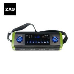 Sansui Piscina Mini MP3 Bluetooth Bateria Microfone de estoque de Altifalante de Matriz de Linha Sem Fio da Bobina de Voz de equipamentos de som amplificador de guitarra novo Mini Altifalante inovador