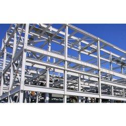 Сегменте панельного домостроения в здании завода стали структуры птицы склад строительных материалов