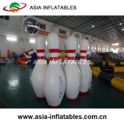Bola de Bowling insuflável humana gelado água pouca bola bolha