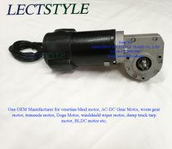 48V 180W 88tr/min PMDC électrique d'engrenage du moteur d'entraînement sur le matériel de soudage automatique