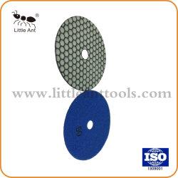 Meuleuse portative abrasifs Utiliser sec Tampon de polissage de diamants de ponçage