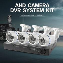 Системы видеонаблюдения 4CH/8CH системы камер видеонаблюдения Ahd DVR комплекты