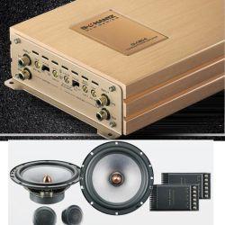 Altavoz Amplificador de audio para coche