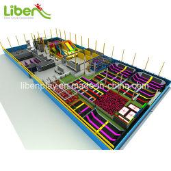 최신 판매 하늘 점프 지역 상업적인 큰 실내 Trampoline 공원