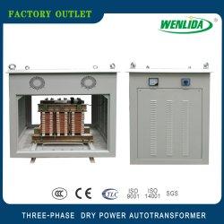 [Autotransformer trifásico]el aislamiento de bajo voltaje tipo seco Autotransformer de distribución de energía eléctrica para la Osg