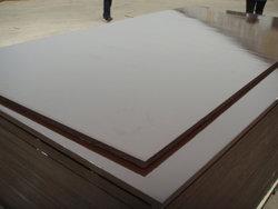 防水海洋のフィルムを閉める黒かブラウンは具体的な型枠のための合板に直面した