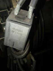 2000kw AC モータ用上海電動スリップリング