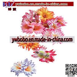 Handmade fleurs pièce maîtresse d'aluminium décorations de fête des cadeaux de vacances (B3086)
