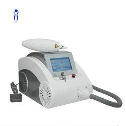 Многофункциональный Салон красоты оборудование ND YAG лазер Tattoo снятие Dermis месте снятие