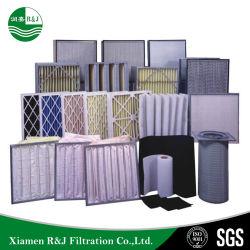 Chambre propre mini personnalisée HEPA plissé du filtre du climatiseur