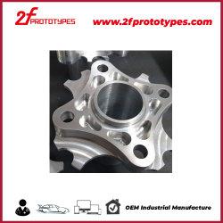 Prototyping Techniek CNC die het Metaal van het Proces/Plastic Prototypen machinaal bewerken