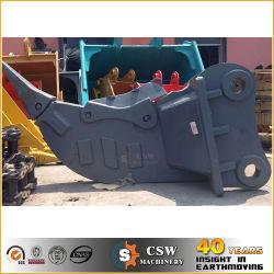 Venda de máquinas de terraplenagem baldes de Rock Pesado do buldozer