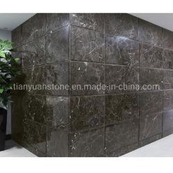 رخام الحجر البني الفاتح من ماررون الطبيعية الصينية