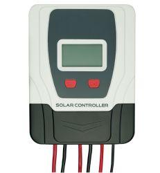 [리튬 건전지를 위해] PWM 태양 책임 관제사 10-60A PV 규칙 태양 규칙, 12V/24V 자동차 또는 48V 의 격자 떨어져 LCD 디스플레이 4 USB PWM 충전기 규칙