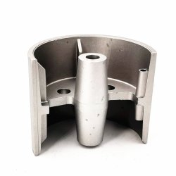 L'équipement médical cuir Remover produit en aluminium de haute précision de haute qualité